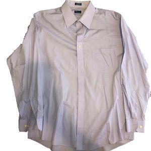 Men's button down dress shirt